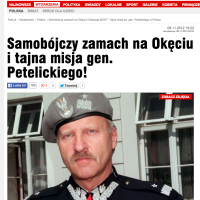 Fakt.pl: Samobójczy zamach na Okęciu i tajna misja gen. Petelickiego!